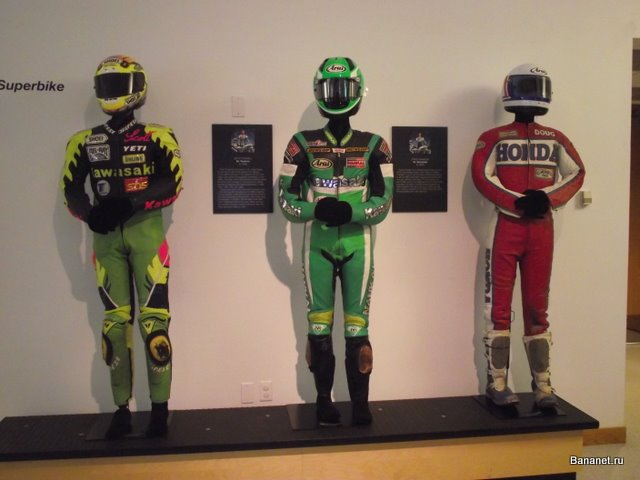 Музей мотоциклов в Огайо