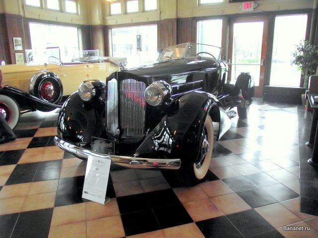 Packard Twelve 1407 speedster
