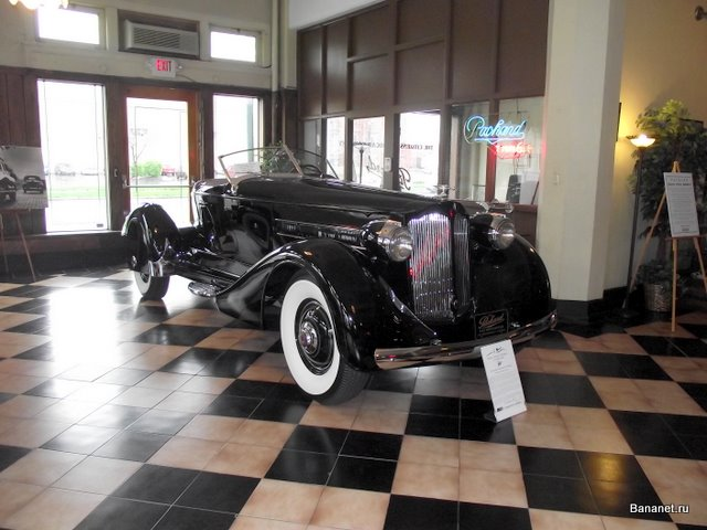 Packard Twelve 1407 speedster