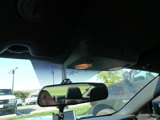 Ford Mustang 2011 потолок