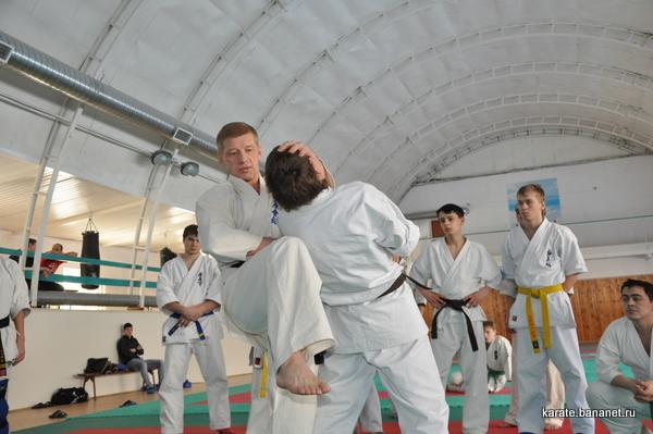 Ашихара каратэ тюмень