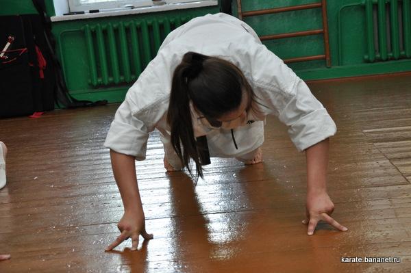 Каратэ Киокусинкай Ишим